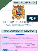 Historia de La Filosofia.unmsm