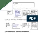 Diagrama de La Información Sensorial