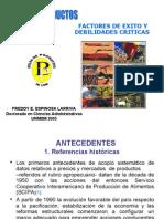 Freddy Espinosa Larriva Bolsa de Productos Lima