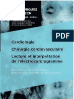 Cardio, Chirurgie Cardiovasculaire, ECG