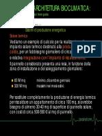 [Architecture ITA Slides] Impianti Nell'Architettura Bioclimatica - Impianti Di Climatizzazione Solari - Linee Guida