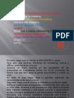 #4Los 3 Pasos (Marketing Servicios)