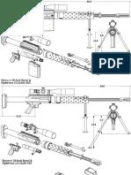 HDS50-Calibel Rifle BlueprintsIncomplete