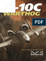 DCS a-10C QuickStart Guide Steam En