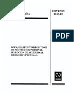 ROPA, EQUIPOS Y DISPOSITIVOS DE PROTECCION 2237-89.pdf