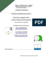 Cuaderno de Lógica 2016 Completo