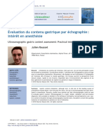 2012_Évaluation du contenu gastrique par échographie - intérêt en anesthésie