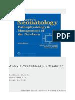 Neonatology Lange Pdf