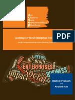 Social Entrepreneurship in Singapore