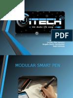 Modular Smartpen Proposal