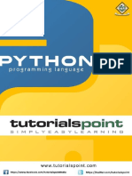 Python Programming Tutorial