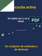 2.- La Escucha Activa