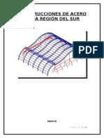 Construcciones de Acero en La Región Del Sur