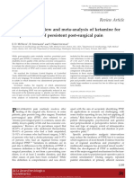 A systematic review and meta-analysis of ketamine for.pdf