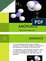 9.- AMONIACO
