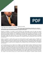 Pastor Hugo Lopez-el Pode de Un Altar