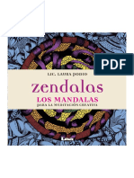 Zendalas Mandalas Para La Meditaci n Creativa Nodr