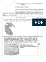 Webquest n.1 It Origen geologico de panama