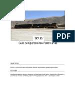 13 Guía ECF Operaciones Ferroviarias