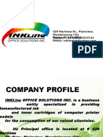 inkline solution company profile final