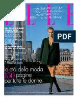 Elle Italy 2005