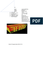 Laporan Tugas Psg (analisa gedung berdasarkan SNI gempa 2012)