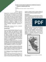 Características, Distribución y Uso de Sancayo (Brevistylus Corryocactus) en La Región de Arequipa (Perú Sur)