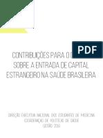 Capital Estrangeiro no SUS