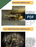 Perforación Máquina Hidraulicas(1)