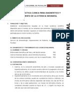 GPC Ictericia Neonatal