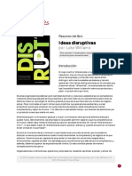 Ideas Disruptivas