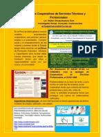 Las Cooperativas de Sericios Tecnicos y Profesionales