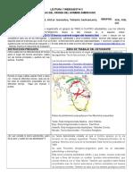 WEBQUEST N.3 TEORÍAS DEL ORIGEN DEL HOMBRE AMERICANO
