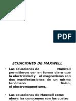 ECUACIONES DE MAXWELL diapositivas.pptx