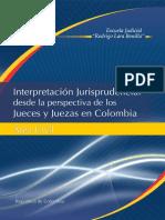 Interpretacion Judicial Civil
