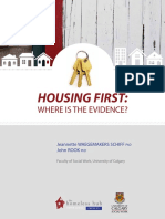 Waegemakers Schiff and Rook - 2012 - Housing First - Where is the Evidence