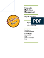 SMM Final Report