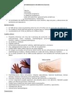 Enfermedades Reumatologicas