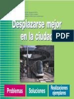 Desplazarse Mejor en La Ciudad Mayo 2001