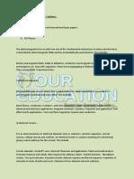 IES Electrical Paper Syllabus