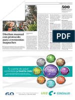 Manual con Protocolo para Ceremonias Mapuches