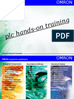 OMRON PLC Programming_Hands-On Training
