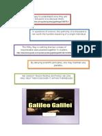 Quotes- Galileo Galilei
