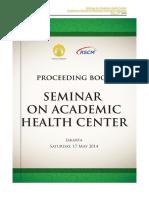 Proceeding Book AHC Seminar