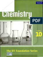 Chemistry Class 10 by Pearson
