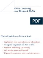 Mobile Computing Wireless Tcp