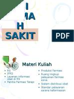 Farmasi Rumah Sakit Bab i Rs(1)