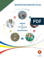 Asean Communication Master Plan