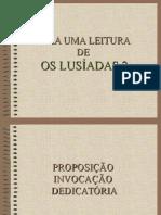 Os Lusíadas - Prop, Invoc, Dedic - Manuela Cerejeira