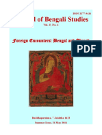 Journal of Bengali Studies Vol 5 No 1 | Soviet Union | International